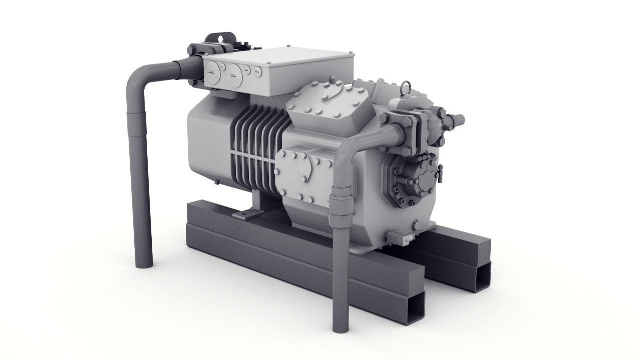 Free generator diesel 3D model - TurboSquid 1149379