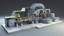 steam generator 3D models