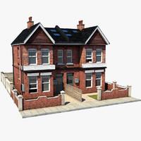 british house 1 model