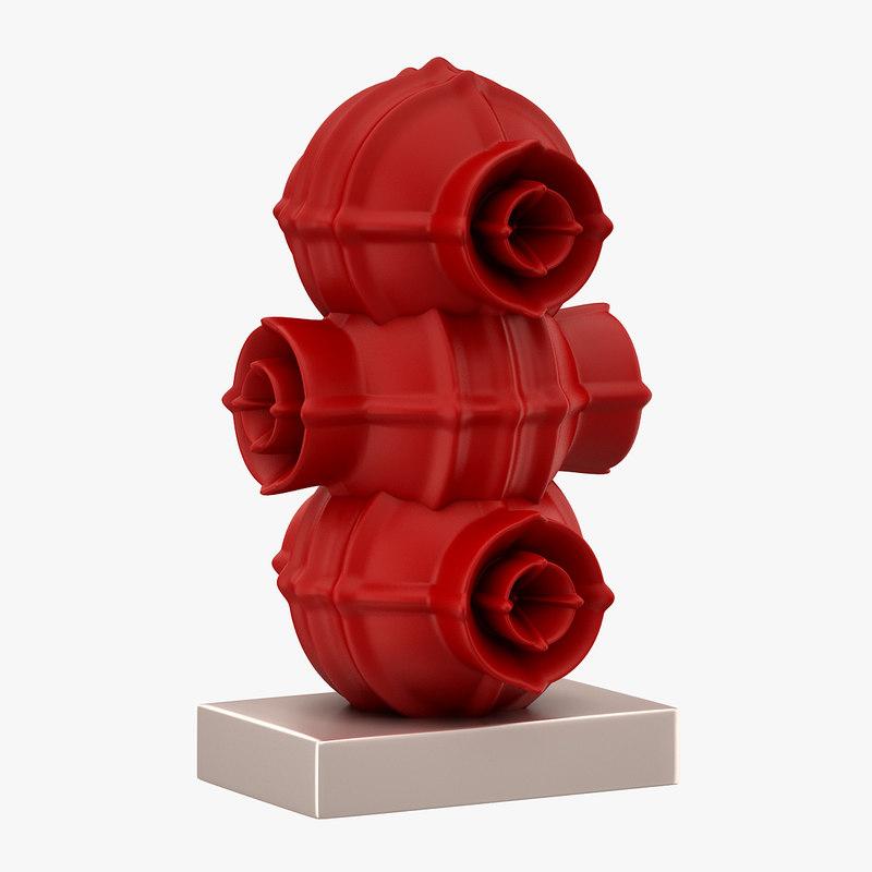 sculpt 3D model