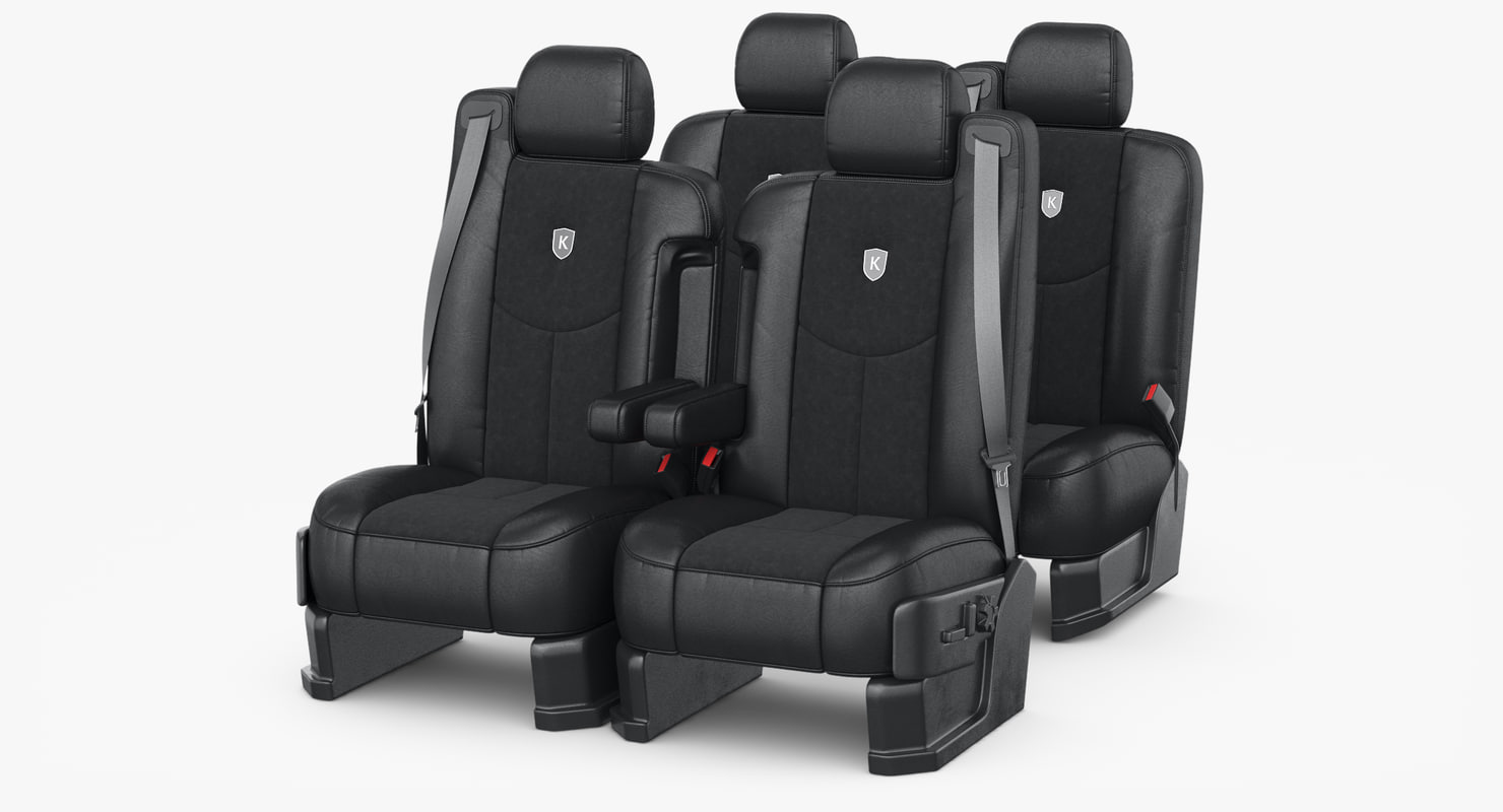 car seat 2 3D