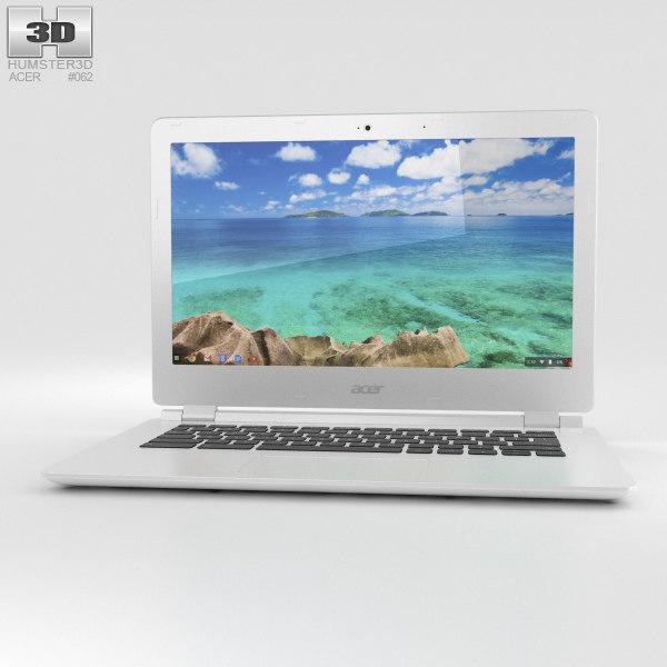 3D model acer chromebook 13