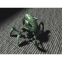 robot spider poser 3D model