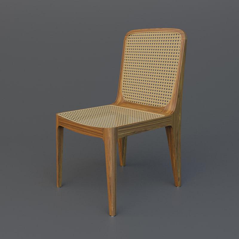bossa chair jader almeida model