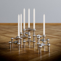 nagel candleholders 3D model