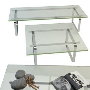 wegner table ch106 ch108 3D model