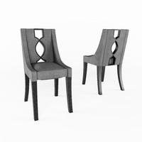 Chair, Art Deco style