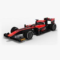 3D art grand prix formula