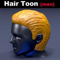 Hair Toon Men