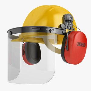 safety helmet model