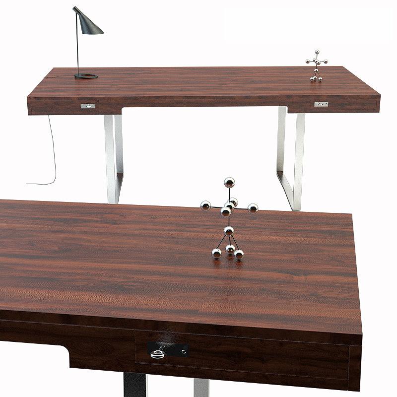 3D wegners table ch110 desk