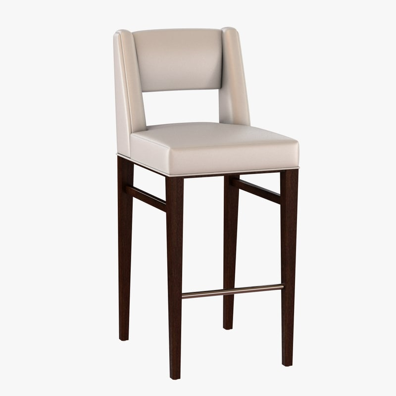 chair 2zero6 freemont bar 3D model