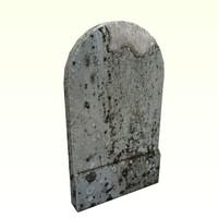 broken tomb 3D