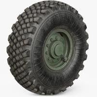Wheel Military