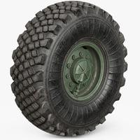 Wheel Military 2