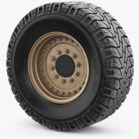 Wheel Military 3