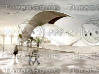 3D auditorio terenife