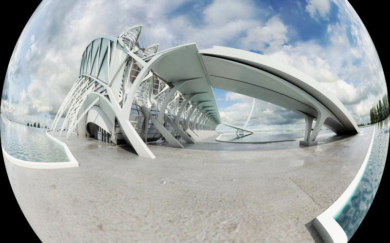 3D architect design