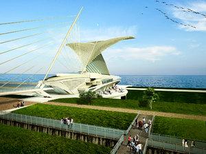 3d architectural 3D model