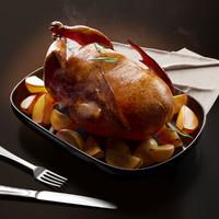 oven chicken 3D model