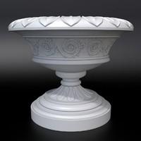 3D vase 3