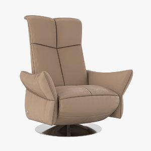 vivace chair 3D model