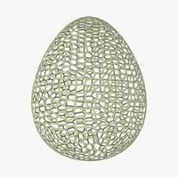egg design 3D