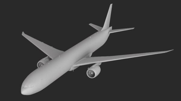 3D airbus a330-300