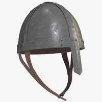 3D norman helmet model