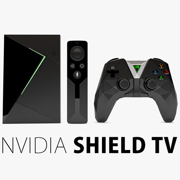 3D nvidia shield tv 2