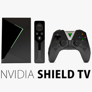3D nvidia shield tv 2