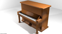 Piano - Upright