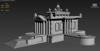 3d architectural 3D