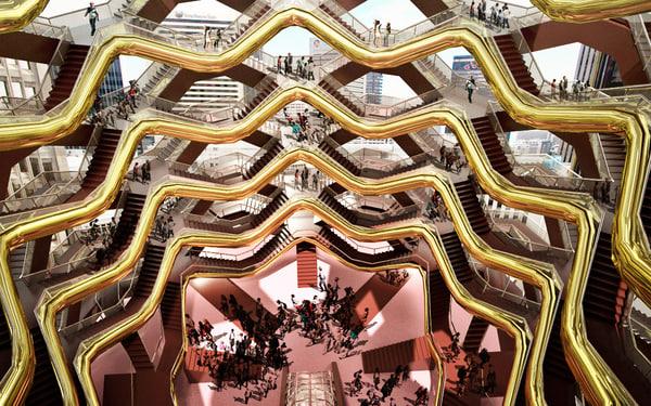 3D model 3d architectural