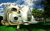 3D 3d architectural