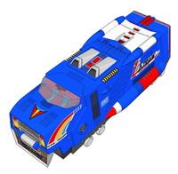 3D dia-train diaclone