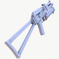ao normal 3D model