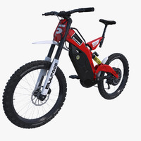 3D electric bike bultaco brinco model