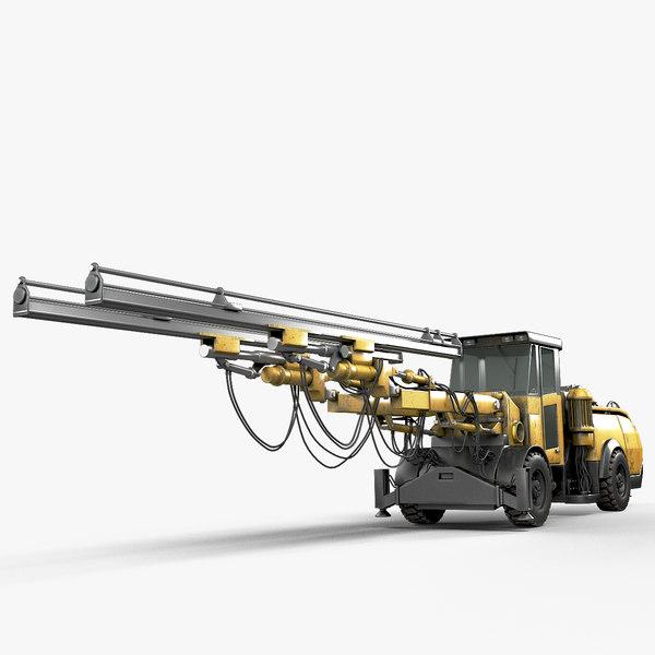 atlas boomer m2 3D model