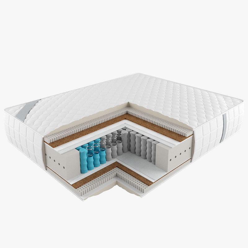 3D mattress spring