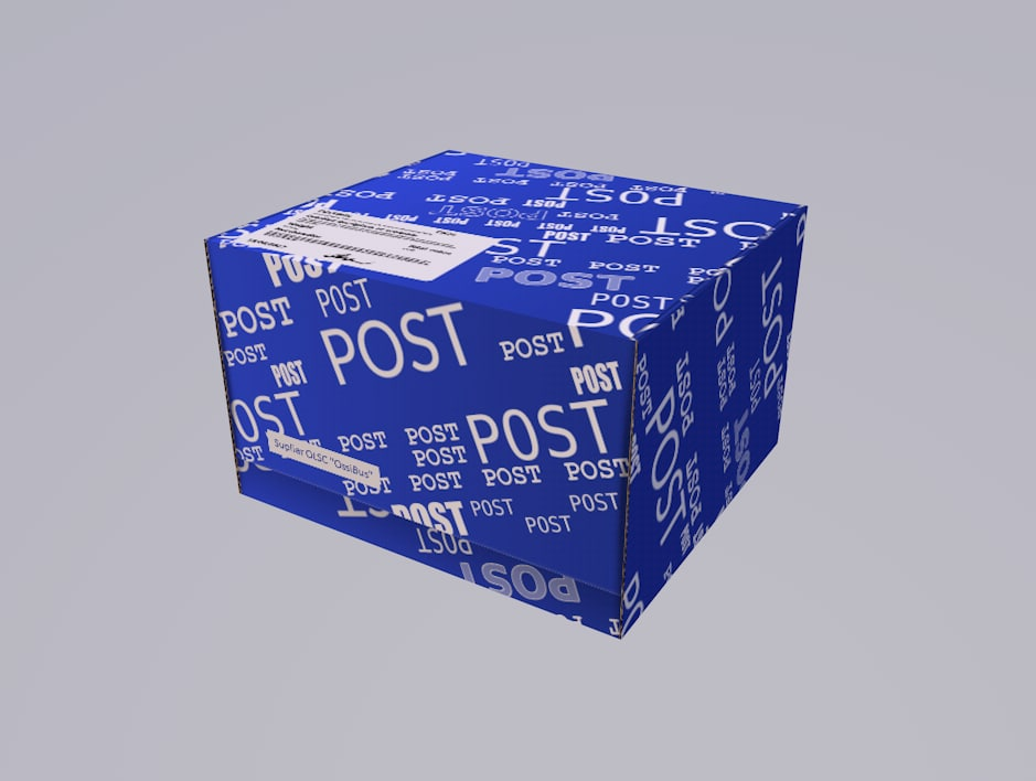 mail box model