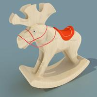 elk swing toy model