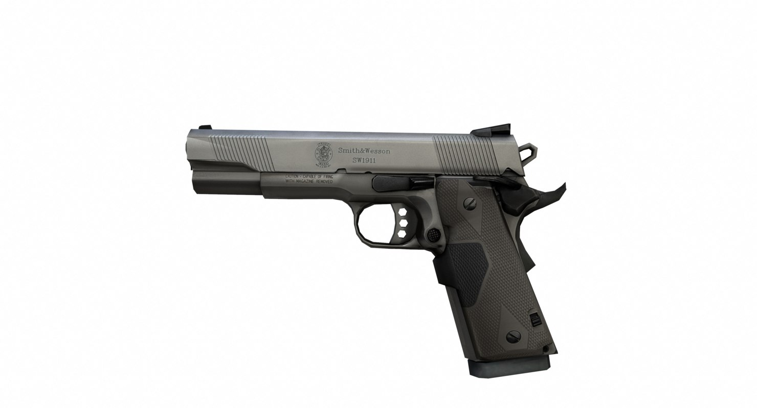 glock ready games 3D
