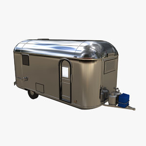 airstream caravan model