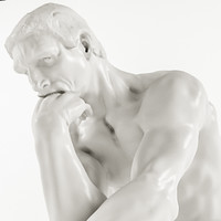 Auguste Rodin - The Thinker