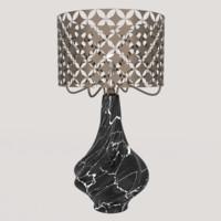 3D lamp arabic