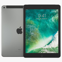 Apple iPad 9.7 2017 Wi-Fi + Cellular
