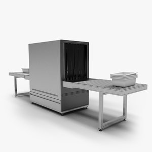x-ray luggage scanner model