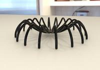 3D bowl spider
