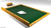 3D tool model